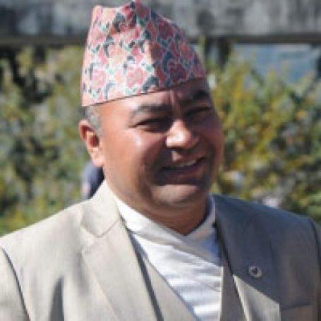 Ashok Kumar Byanju