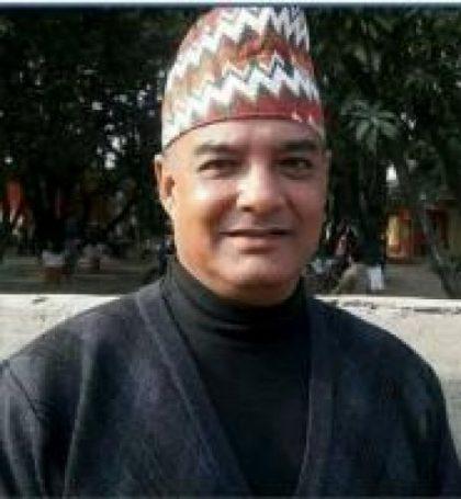 Dr. Dhawal Shumsher Rana